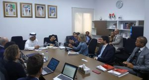 Italian Hospital Delegation meets Dubai Health Authority - United Arab Emirates - UAE