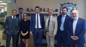 Italian Hospital Delegation meets Health Authority Abu Dhabi - United Arab Emirates - UAE